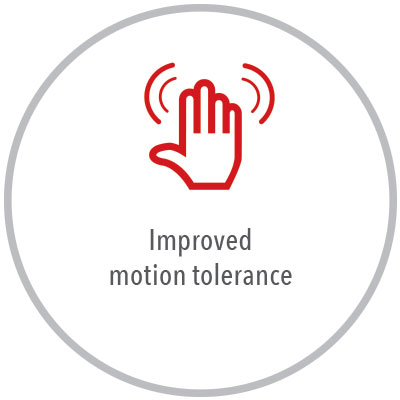 Masimo - Rad-67 Improved motion tolerance